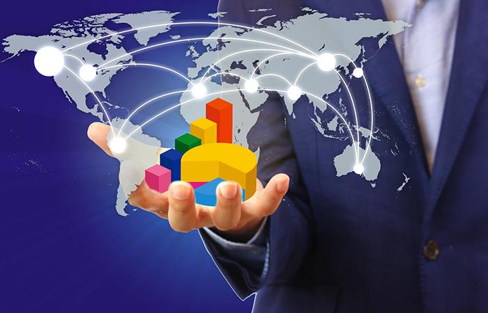 海外での事業活動の形態と動向